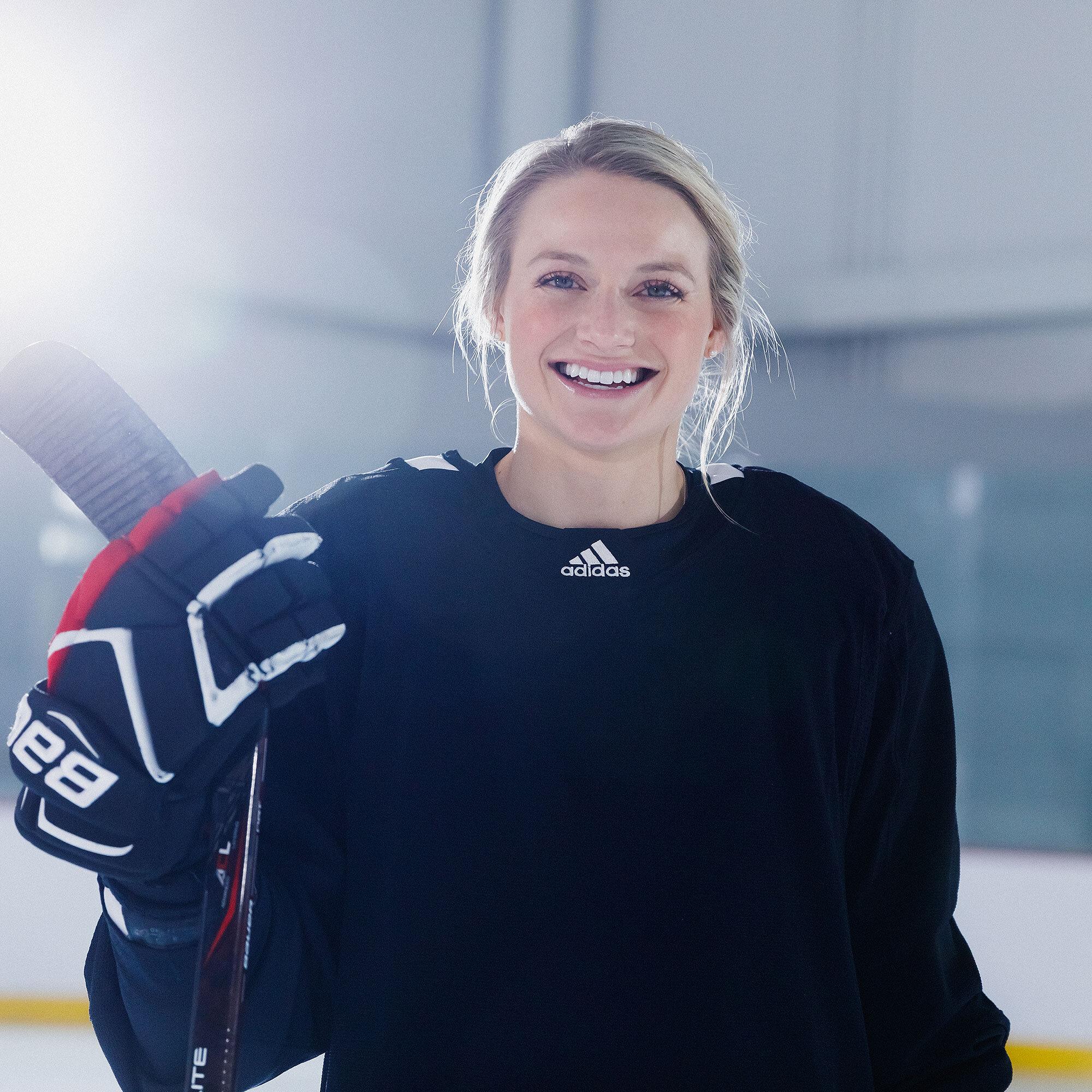 Renata Fast. Team Canada #14