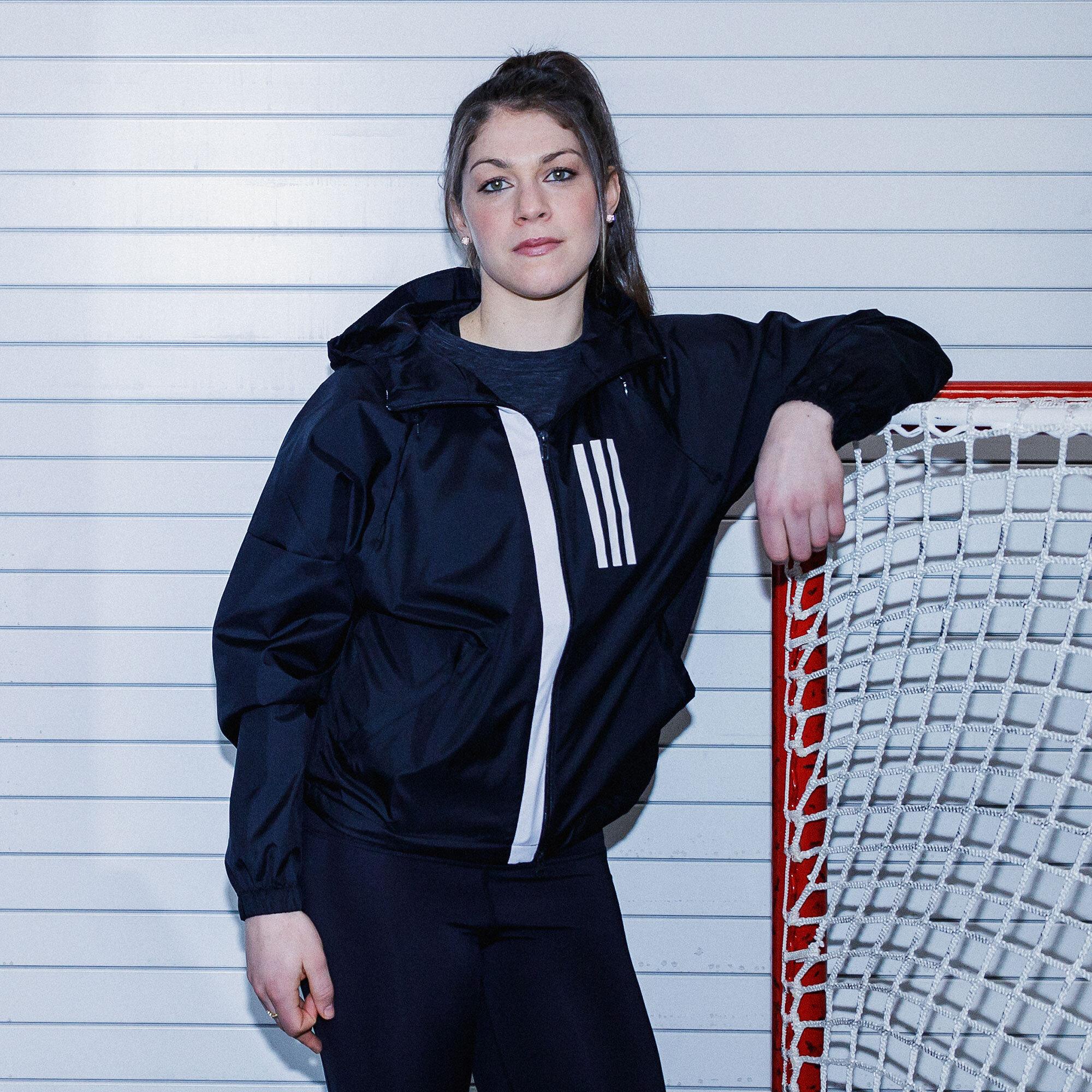 Rebecca Johnston. Team Canada #6