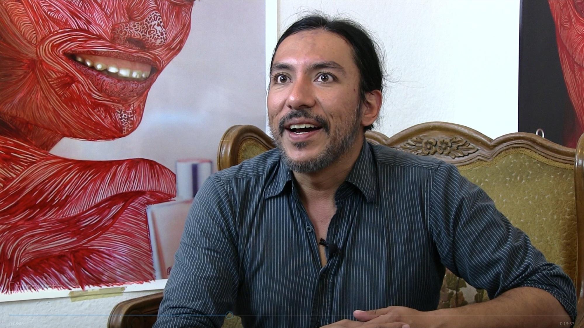 """""""I want to inspire the next generation."""" - - Horacio C., GLOMADO GuruMexico City, Mexico"""
