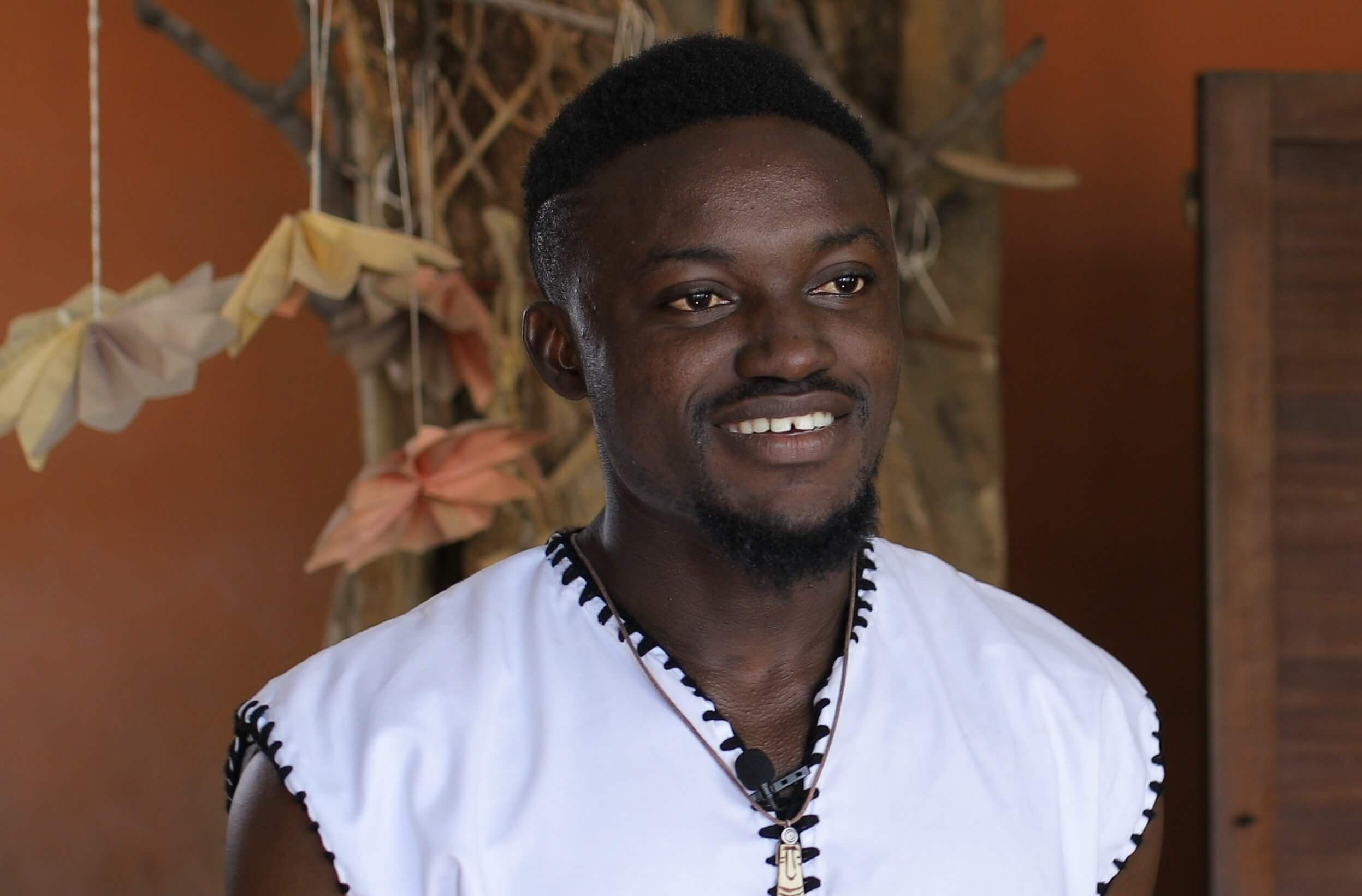"""Culture is a Contact Sport!"" - - Michael B., GLOMADO Guru,Accra, Ghana"