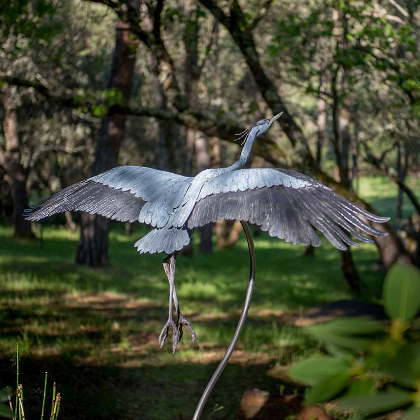 GREAT BLUE HERON - VIEW GALLERY
