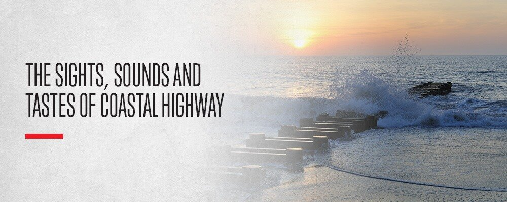 The Sights, Sounds and Tastes of the Coastal Highway in Delaware.