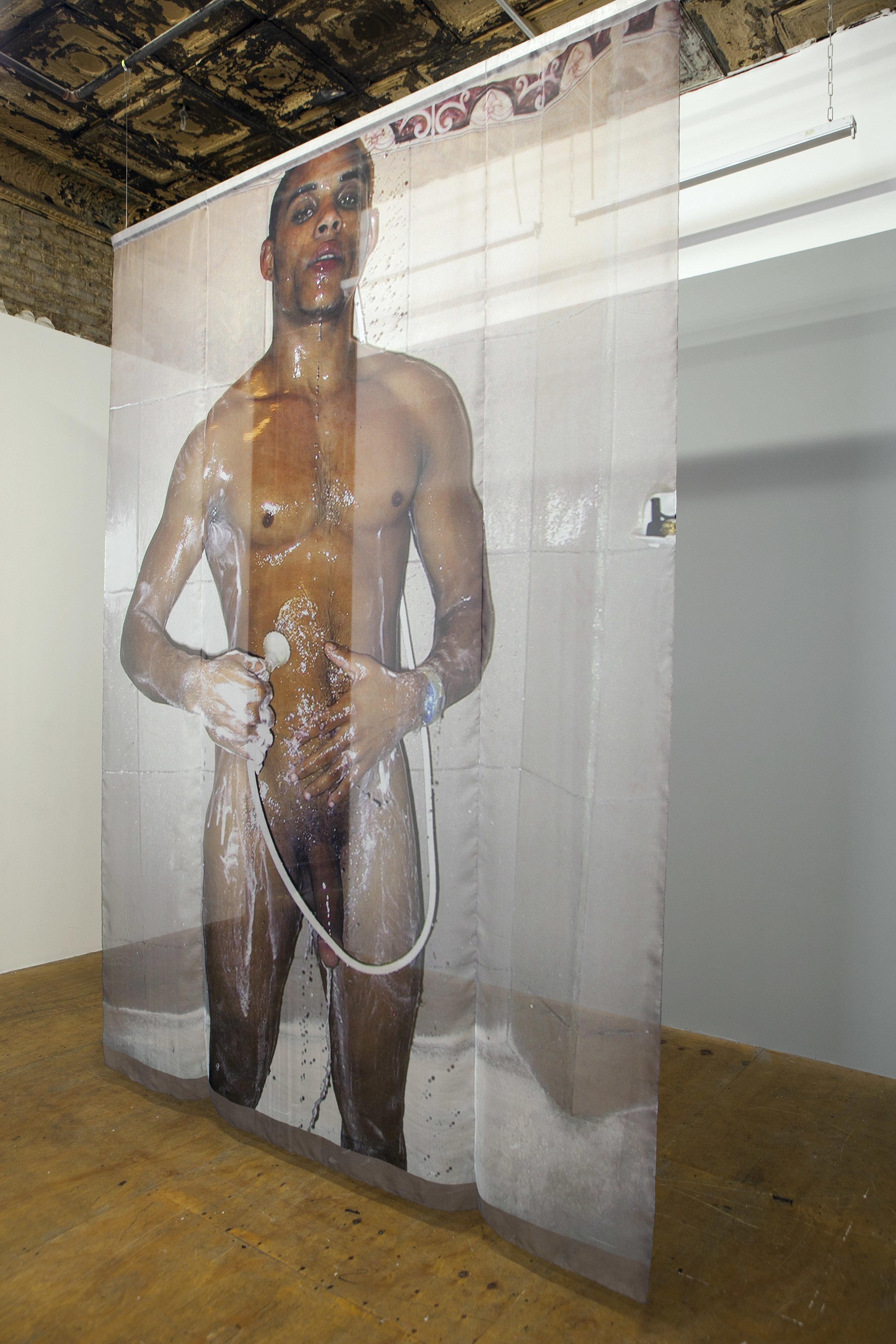 Abdul, 2013 (Installation view)