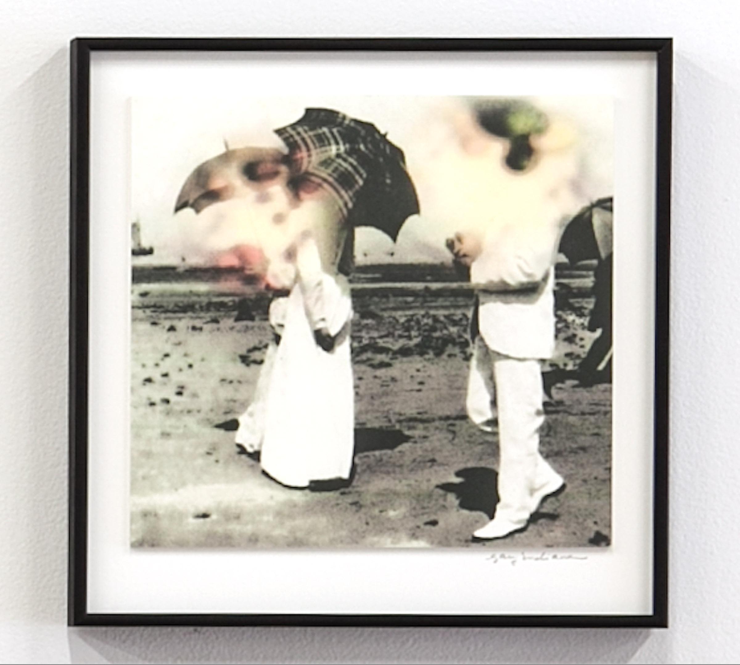 Untitled (After Lartigue), 2013 (top)