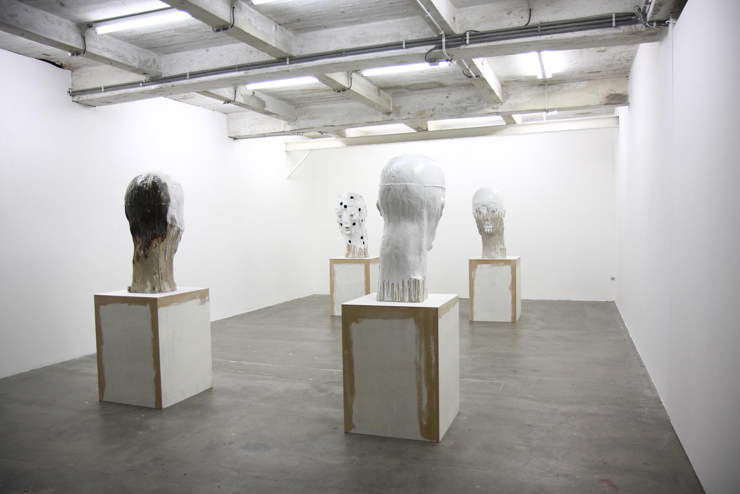Installation, 2012