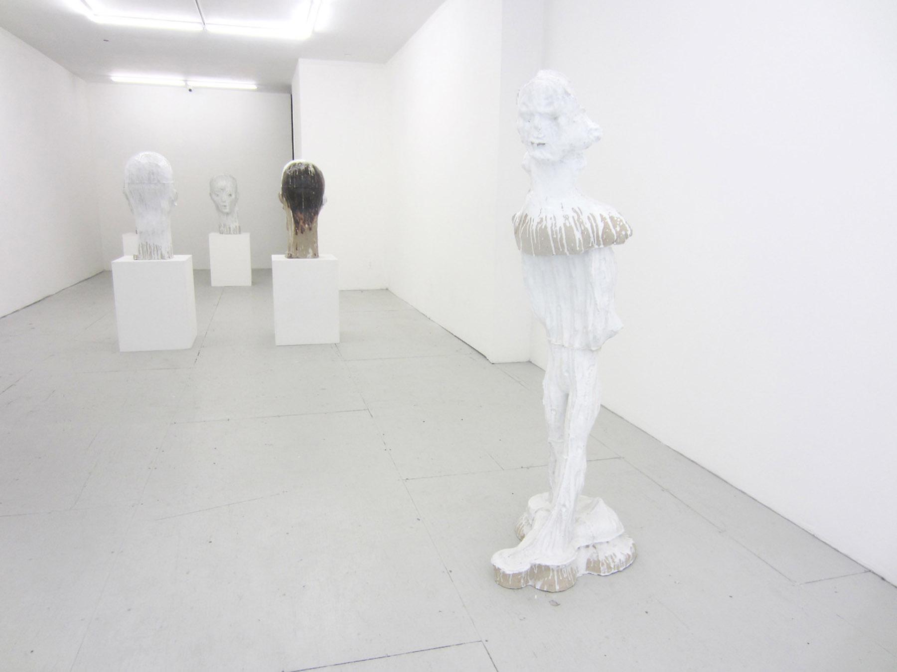 Installation View (Almond, 2010)