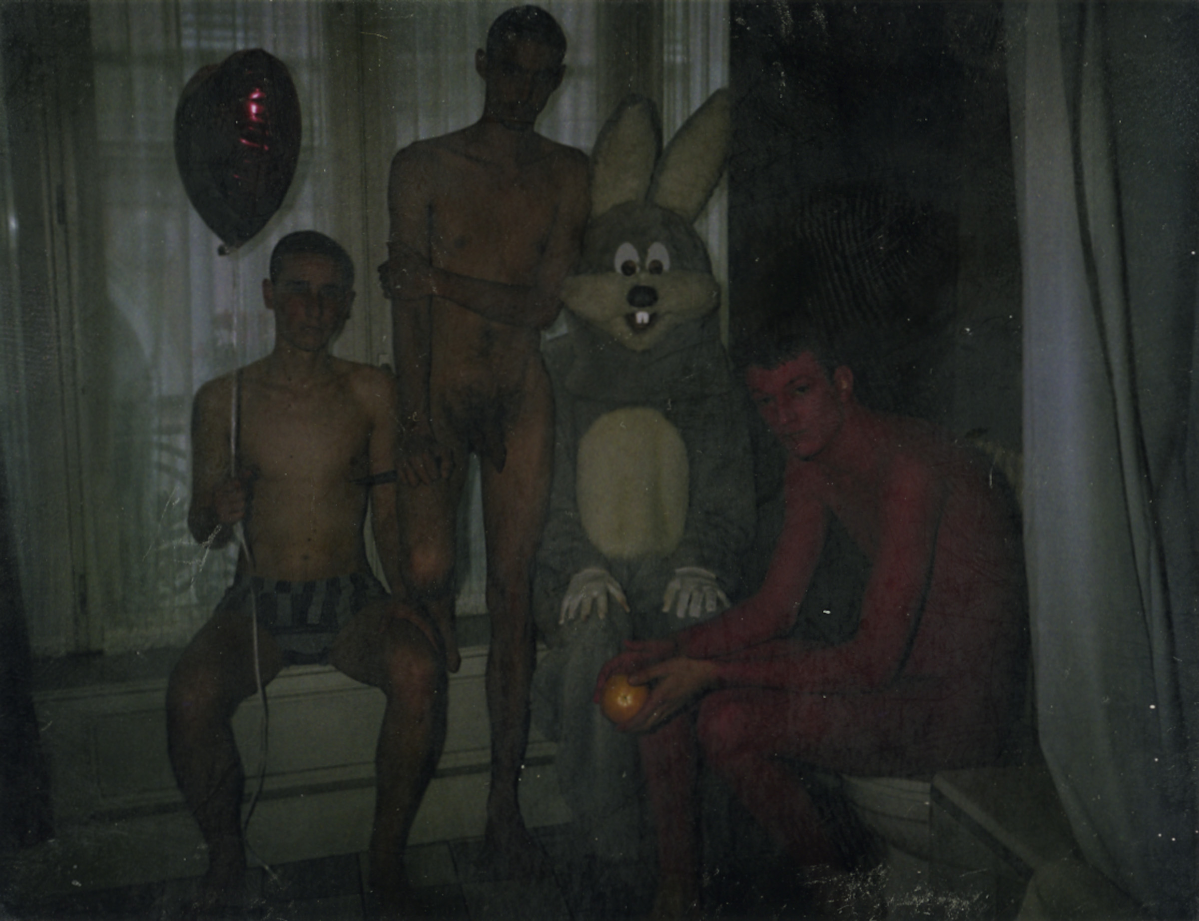 Dark Polaroid, 2003