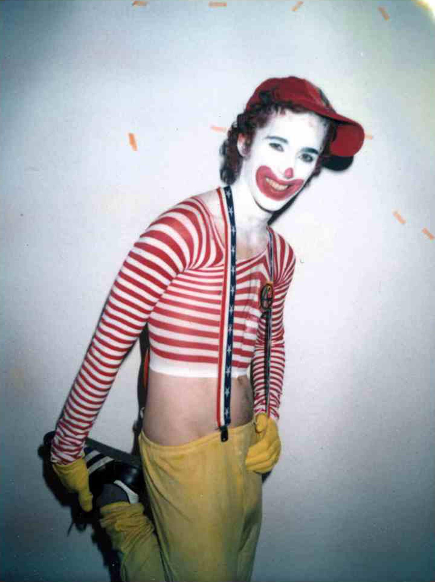 Ronald (Dominic 25), 2004