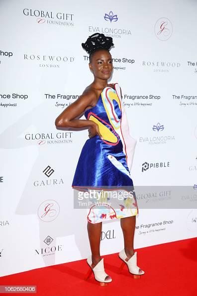 Singer: Shingai Shoniwa  Global Gift Foundation 2018