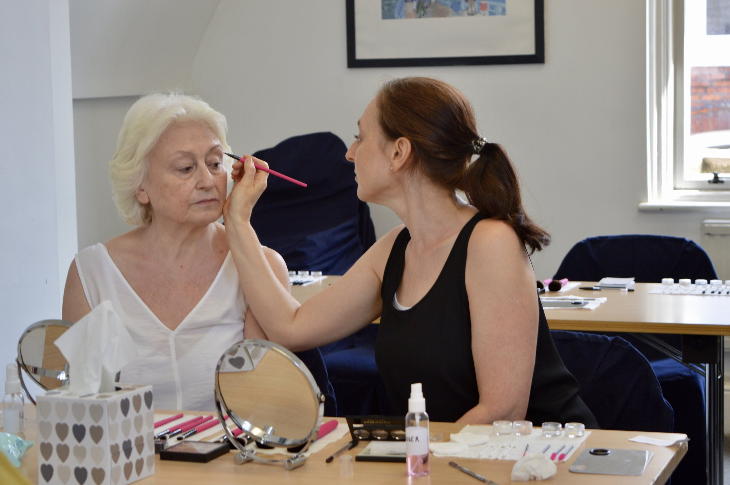 Westminster Abbey Centre   Therapeutic Makeup Masterclass August 2019