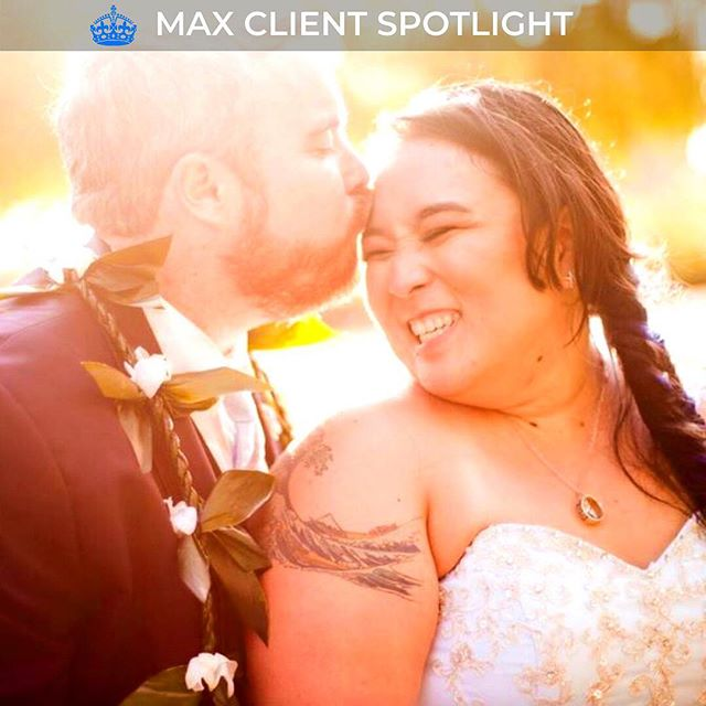 MAX CLIENT SPOTLIGHT OF THE WEEK! 🌟  The spotlight is on Crystal this week! Crystal joined us over the summer, in preparation for her wedding day. She jumped right in to our 6 week challenge and crushed all her goals! Since then she's been  consistent with her workouts and is dedicated to pushing herself even further. ❤️💪🏽 CLICK BELOW TO HEAR MORE FROM CRYSTAL ⬇️ https://mailchi.mp/9abc0c90b45c/this-week-the-spotlight-is-on-crystal-756379 : : : #ExerciseTime #Trainiac #FitnessJunkie #FitFam #InstaFitness #FitFam #Fitness #Fitspo #Fitporation #FitForLife #FitLifestyle #FitJourney #FitnessForLife #FitGoals #FitInspiration #WorkoutTime #HomeWorkout #WorkoutAtHome #NoShortcuts #HomeFitness #FitTips #FitFun #HandleIt #ExerciseTime #ExerciseForLife #FitnessPartners #FitnessGoal #FitnessGuru  #FitnessBody #FitnessFirst
