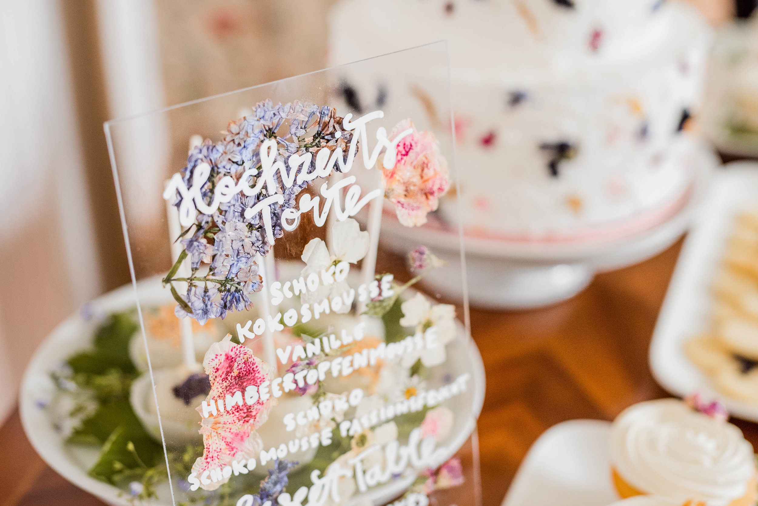 Klassische Hochzeit - Hochzeit