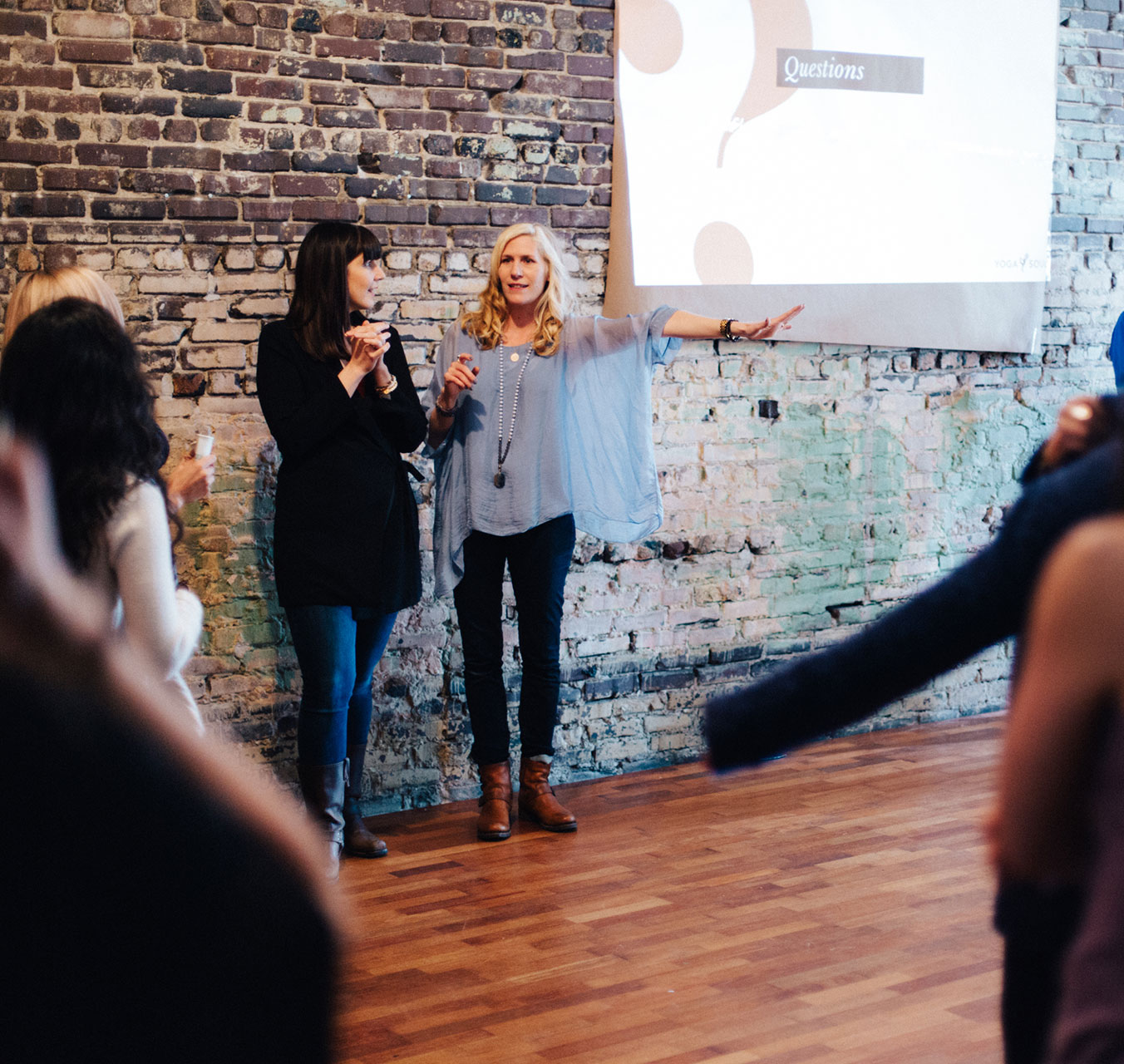 Our Mission - We believe technology can make the world a better place. We are Changemakers, Female Founders, Feminists, and Future Thinkers focused on helping wellness practitioners make more money and transform more lives.Read our manifesto here →Learn more about the Namastream® Team →