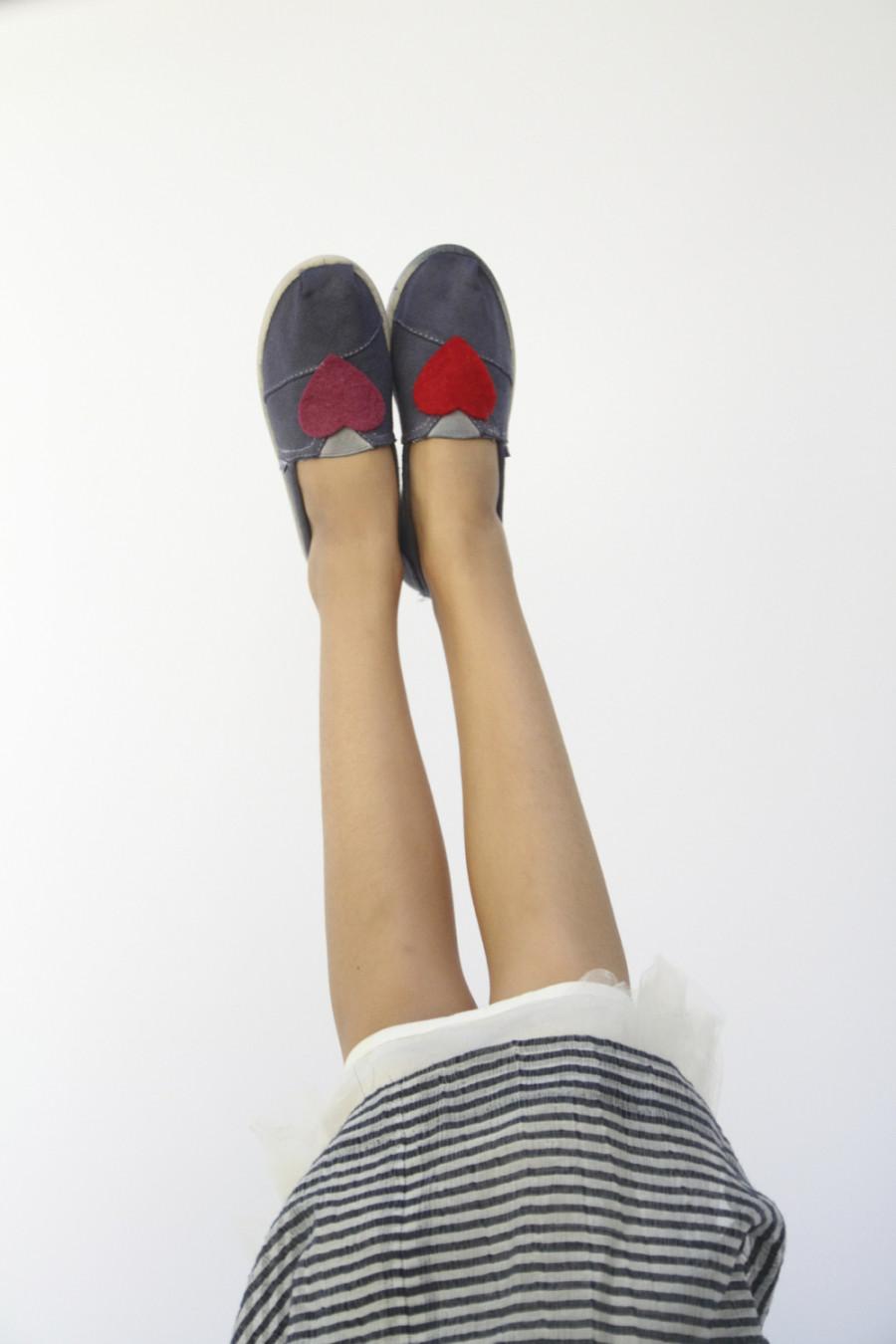 Yep, they look good upside down, too!