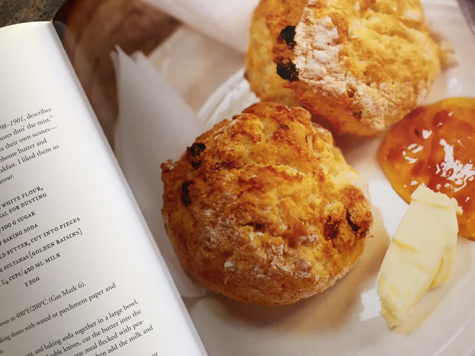 Serve Warm With Butter, Marmalade, Or Preserves.   Enjoy!