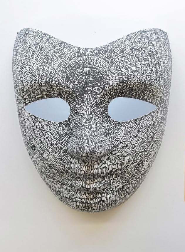 Ammonite Mask