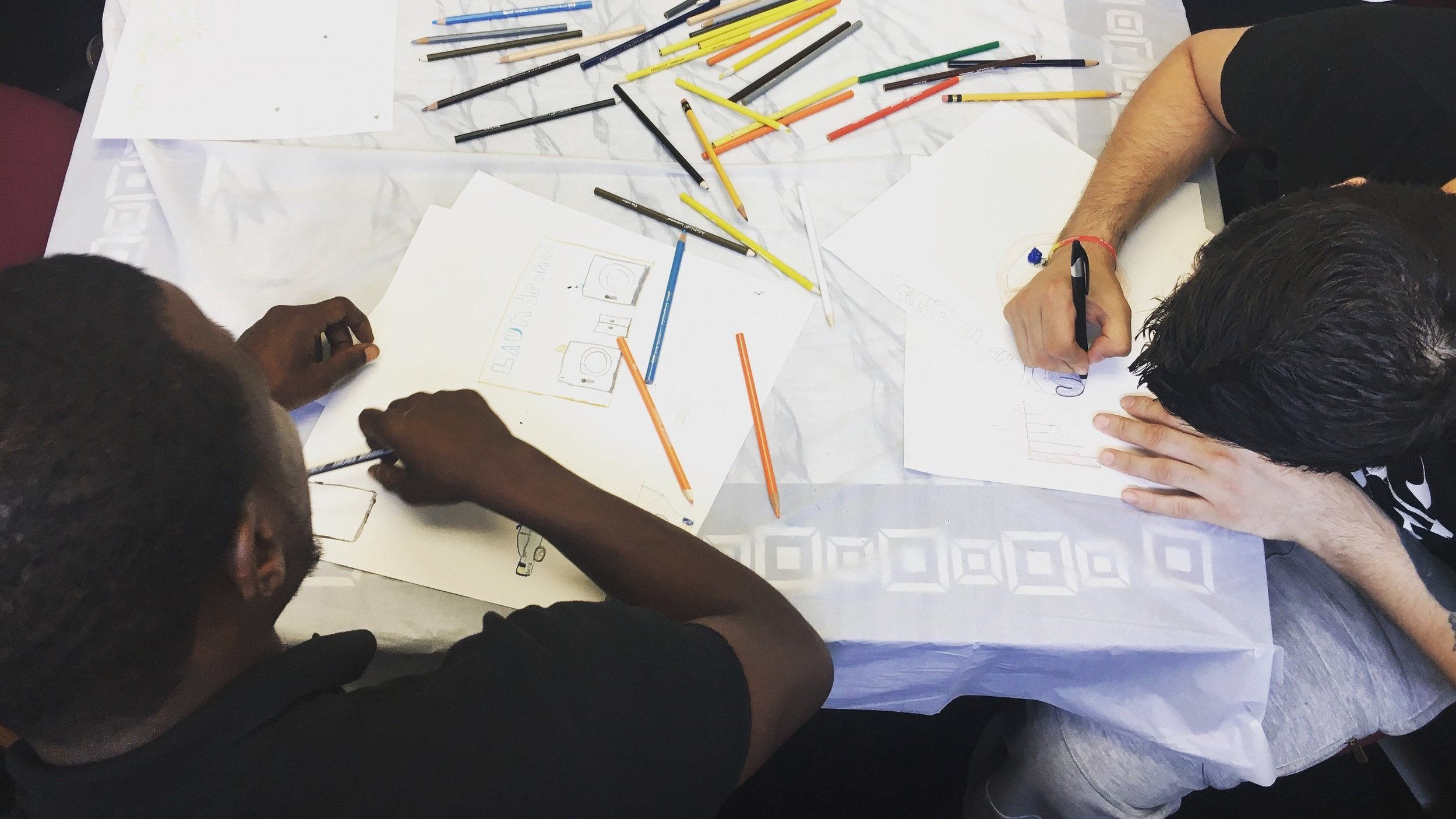 $1,000 - Funds 1 Year of Art Supplies for 1 Group