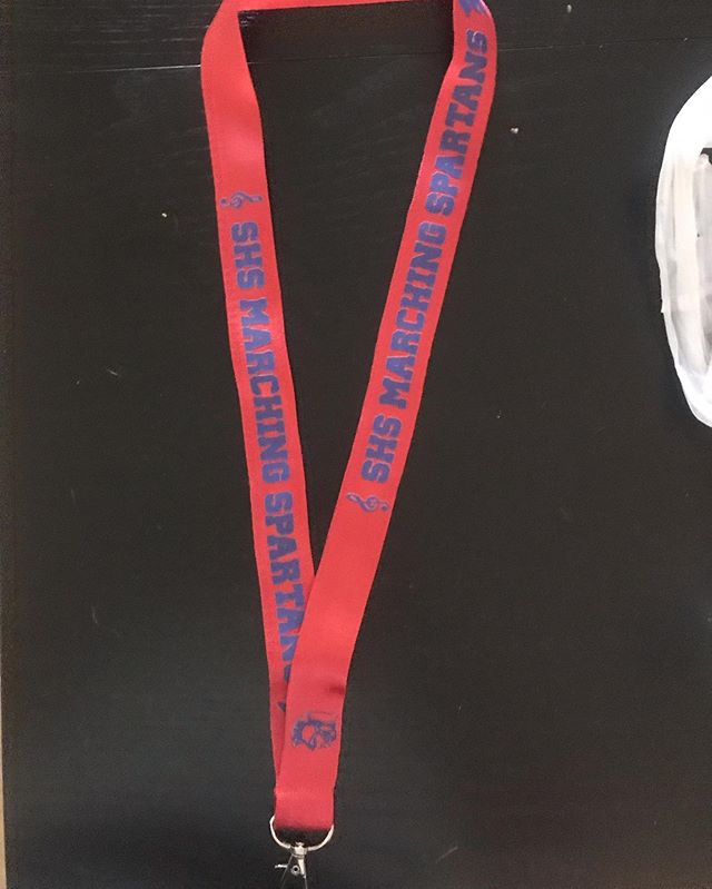 Marching Spartans!! Get our custom Marching Spartans lanyards during Band Camp!! ($2 each, see Mrs. Wilson)  Tomorrow is the first day of Band Camp!! The theme for the first day is Meme Monday - and there will be prizes for the best dressed each day! Stay tuned for the themes of each day! Just a reminder that everyone needs to be ready to rehearse at 8:30, not arriving at 8:30! Be prepared! #bandcamp #visions