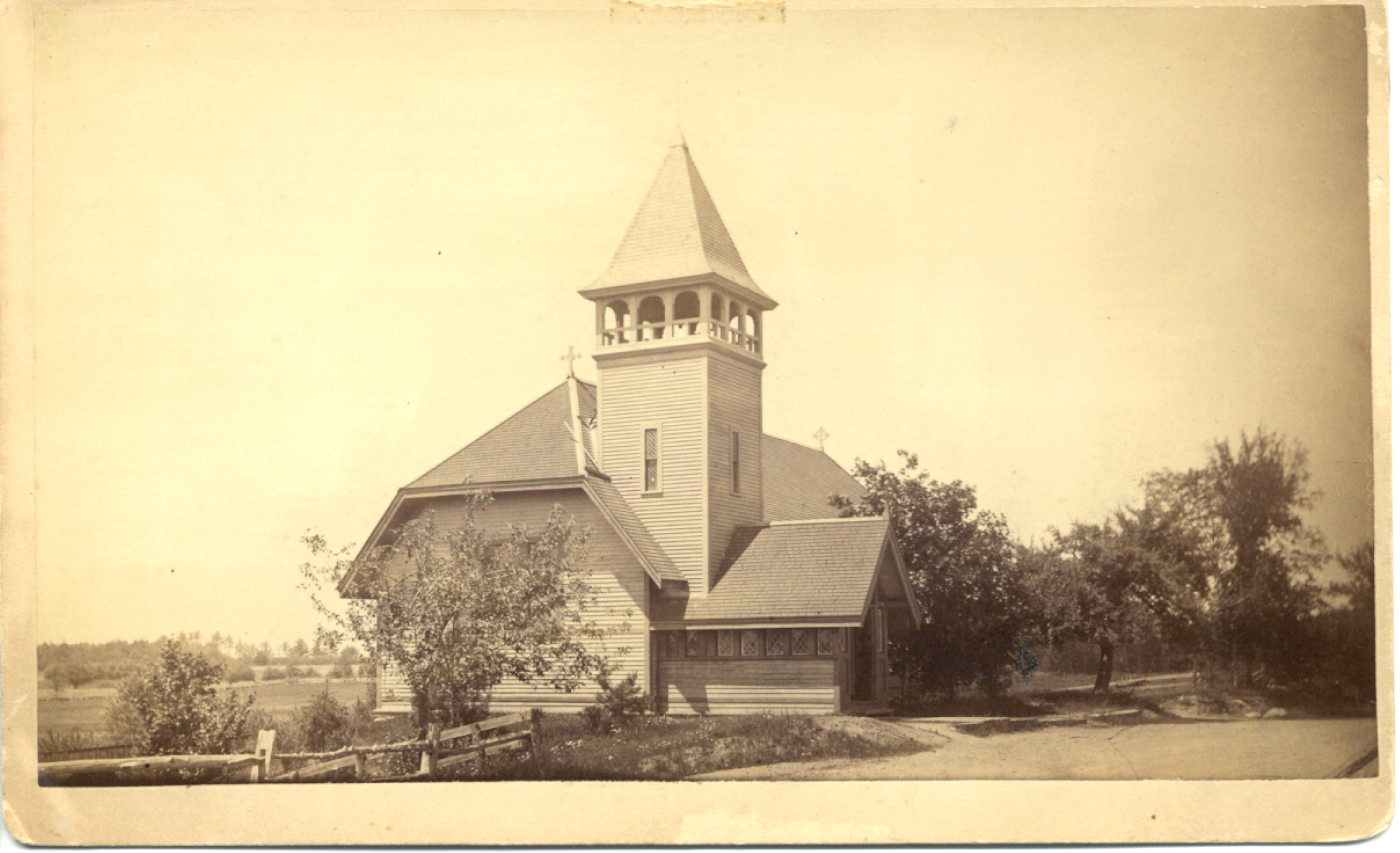 St. Anne's in 1889