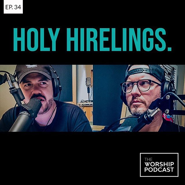 Sooooo, what's the difference between the hired hand and the shepherd ... the song leader and the worship leader?  Heyoooo!  Listen in, as the guys talk about this important topic, as well as their upcoming trips to Africa & New Zealand. #podcast #worship
