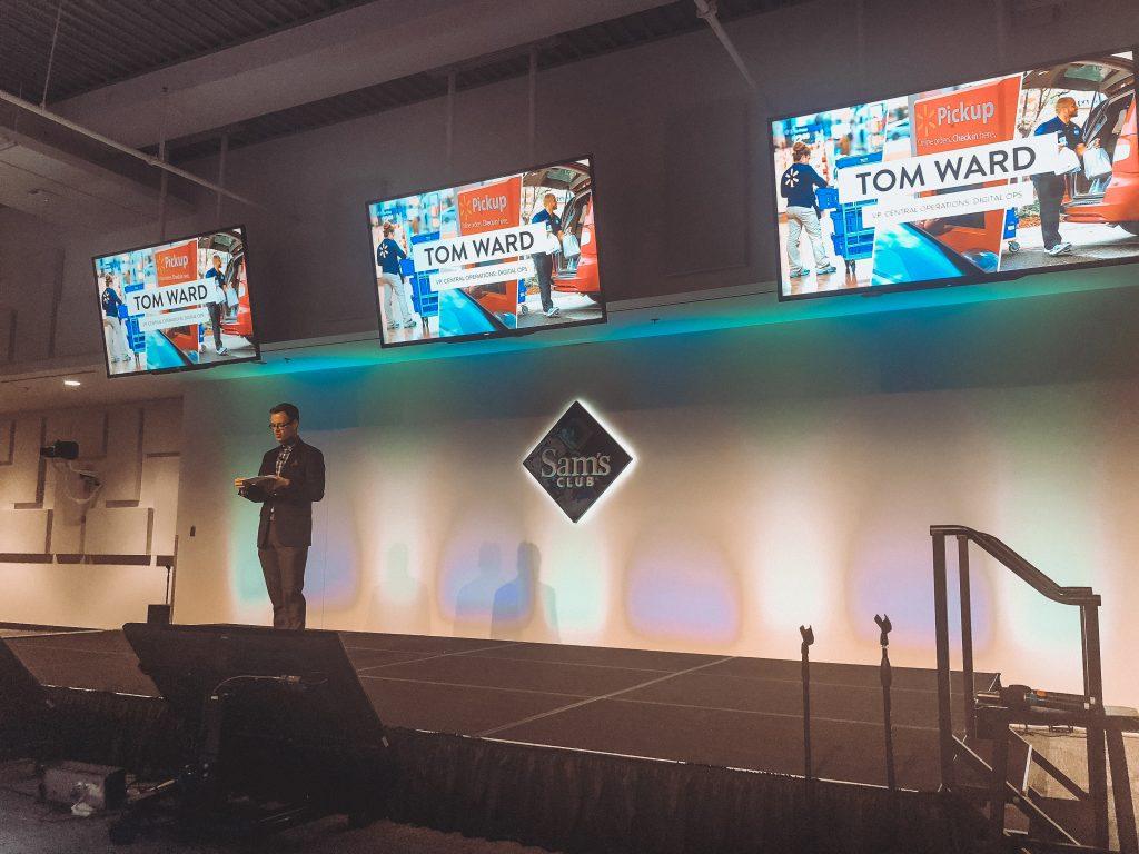 WalStreet Speaker Series - Tom Ward
