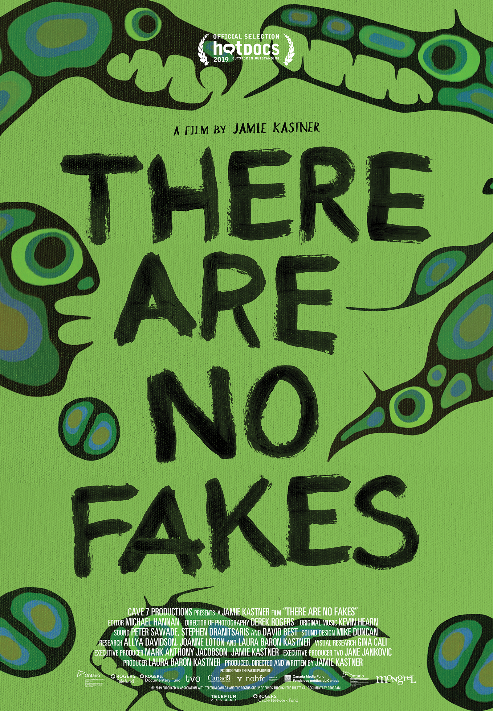 There Are No Fakes - Official Poster