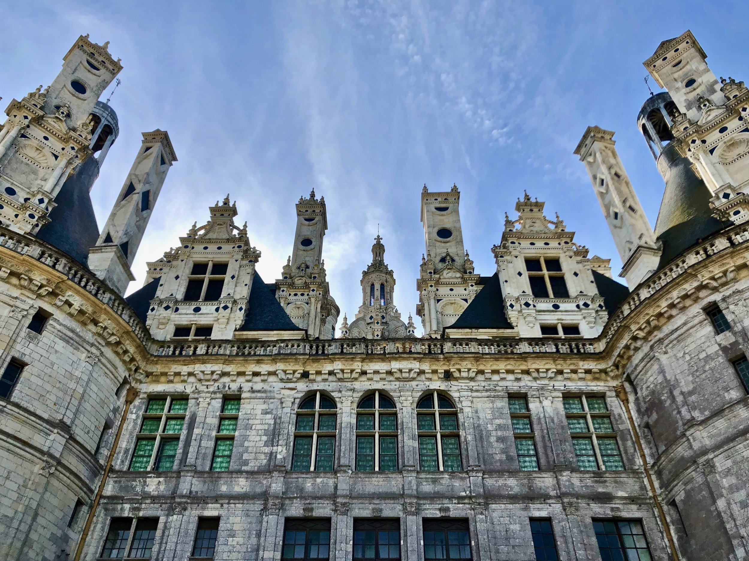 Chateau De Chambord French Castle That Inspired Disney S Beauty And The Beast Sarah Freia
