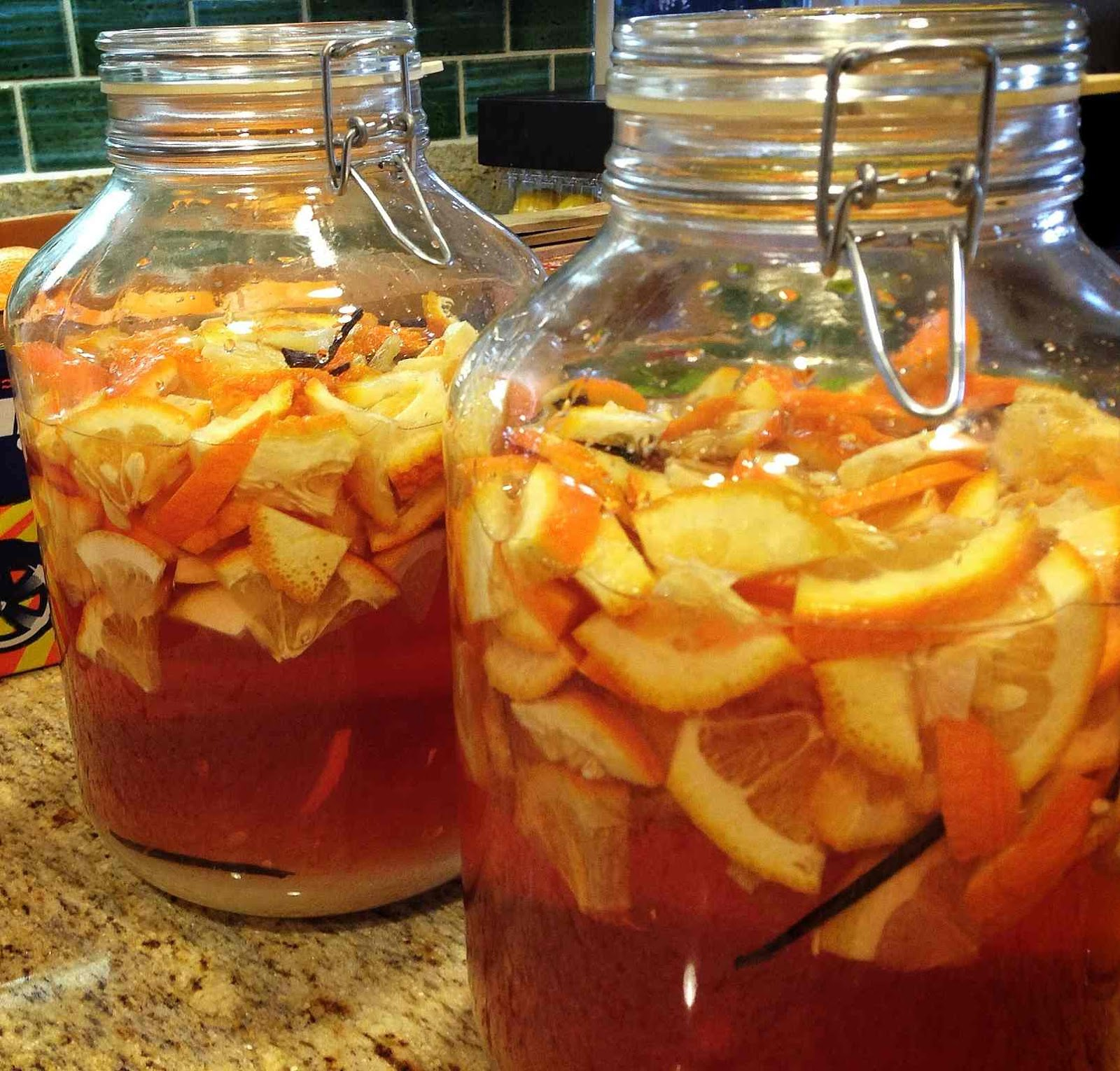 Making Vin d'Orange with the Last of the Seville Oranges ( link )