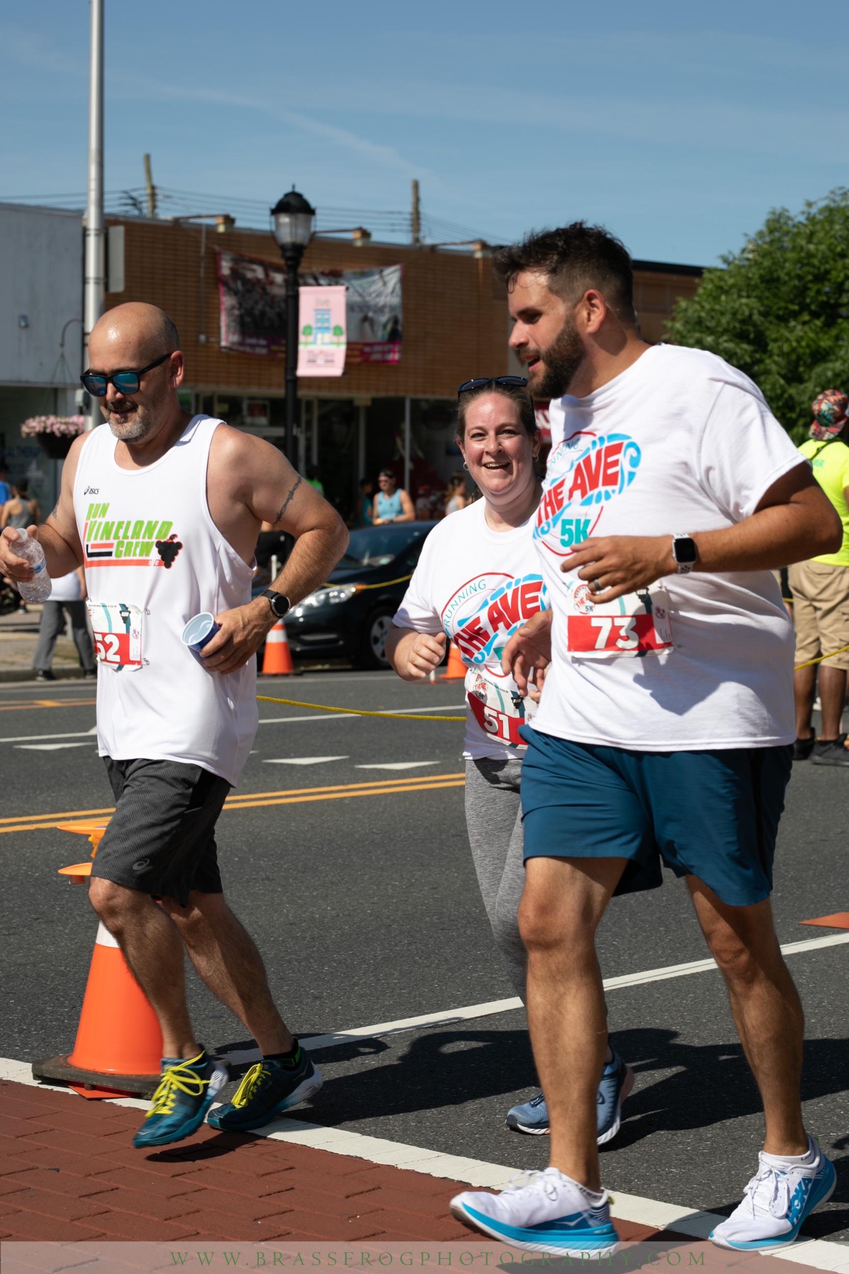 RACE RECAP - RUNNING THE AVE 5K — Second Capital Running