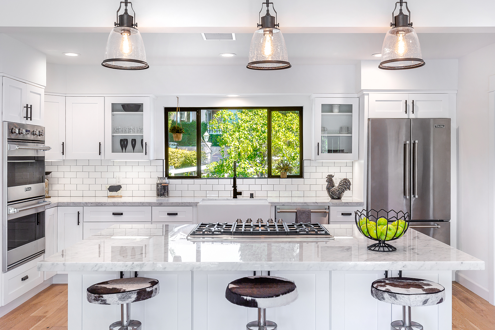 A gorgeous and gourmet kitchen at our latest property - Tanglewood Lane.