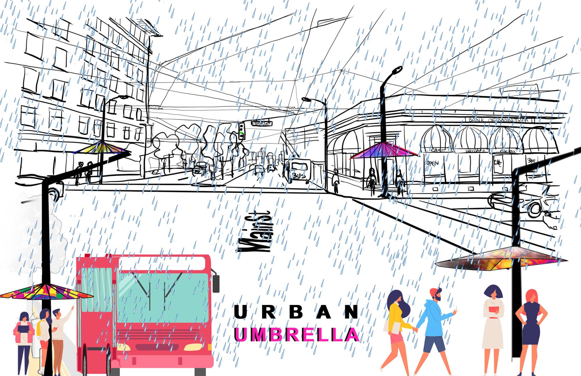 B8 – Urban Umbrella