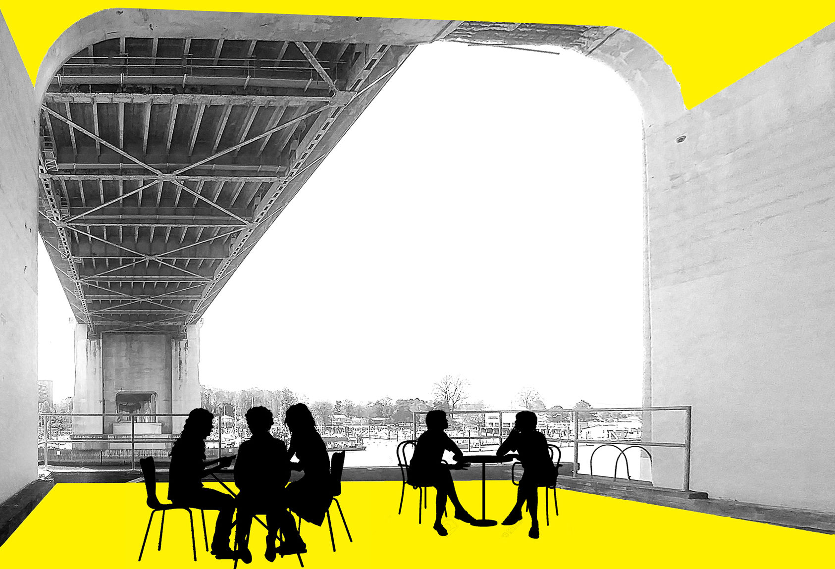 B16 – Burrard Bridge Lookout Lounge