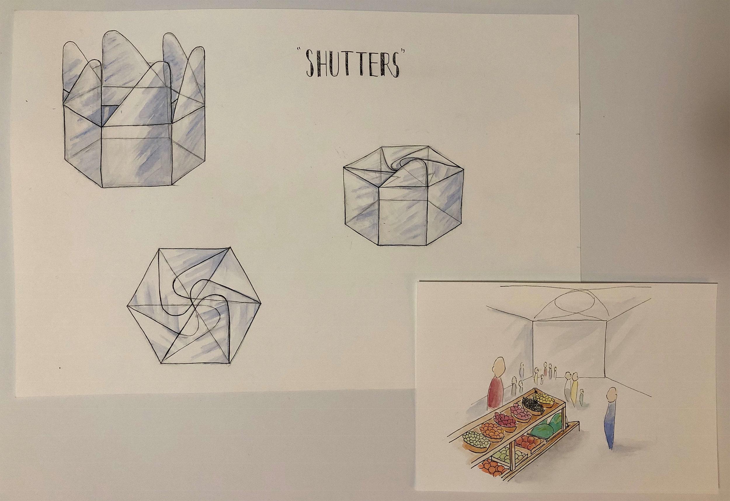 Y1 – Shutters