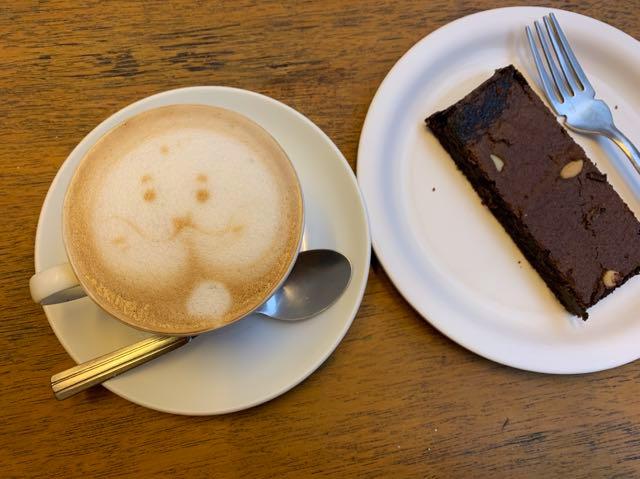 El brownie que no me puede faltar!