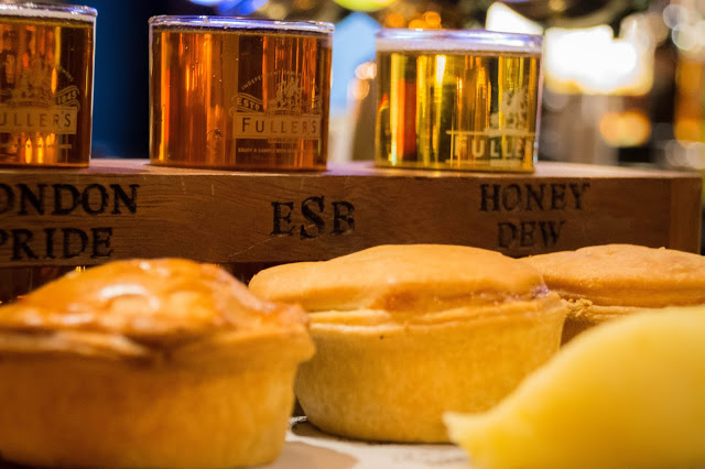 Pint and Pie Sampler