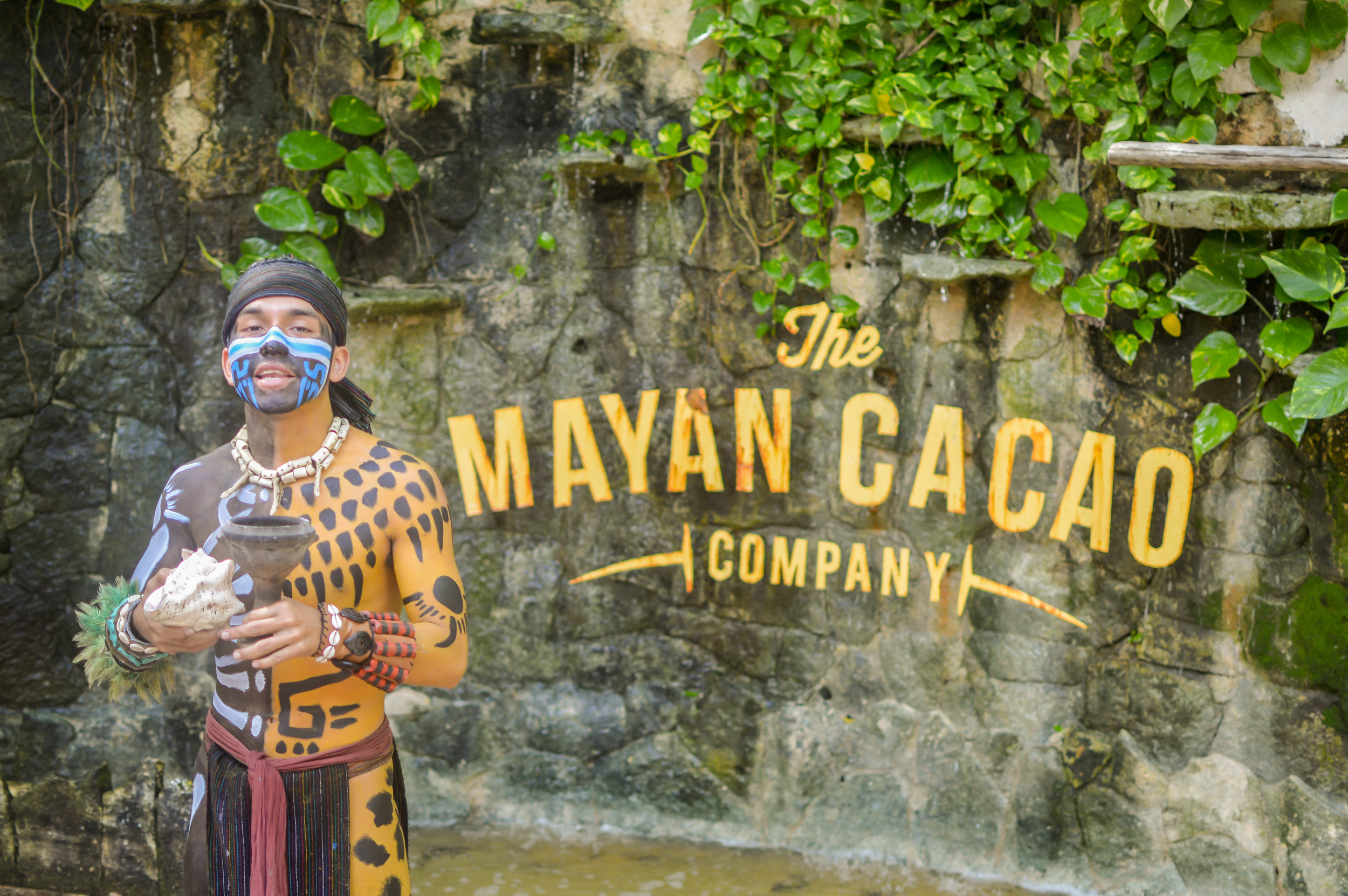 #2: The Mayan Cacao Company - Calling all chocolate lovers!! The tour of The Mayan Cacao Company was an interactive experience that takes you through the history of one of the most popular foods in the world: Chocolate! We learned all about the discovery of cacao and the process the Ancient Mayans used to produce this highly sought after treat. I even had the chance to grind up cacao beans and create my own chocolate using local ingredients! The tour wraps up at a bar that serves the most decadent tropical chocolate drinks; my favorite was the chocolate margarita — Yum!!