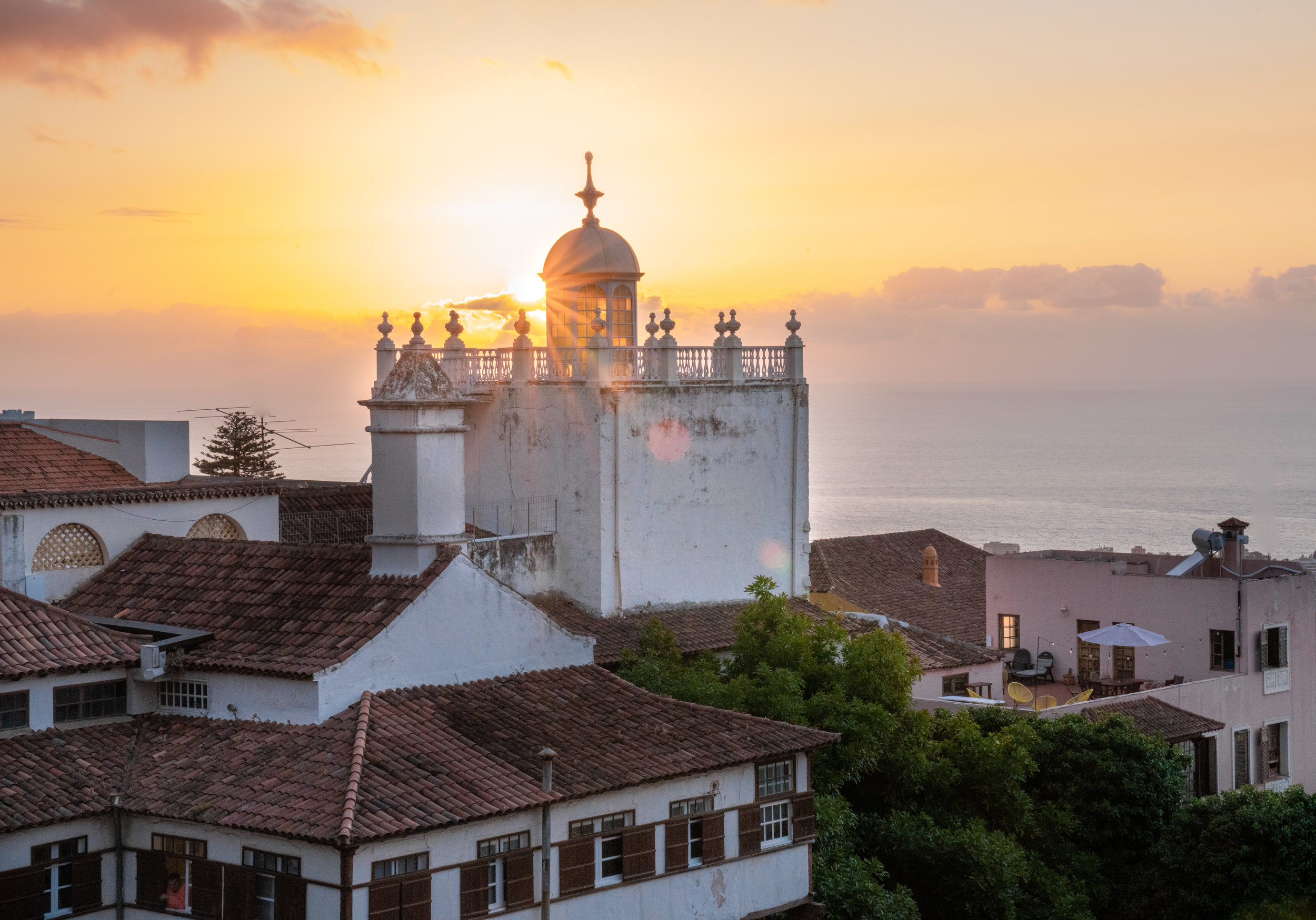 La Orotava & La Laguna - We were in awe of the Spanish Colonial architecture in these two cities!