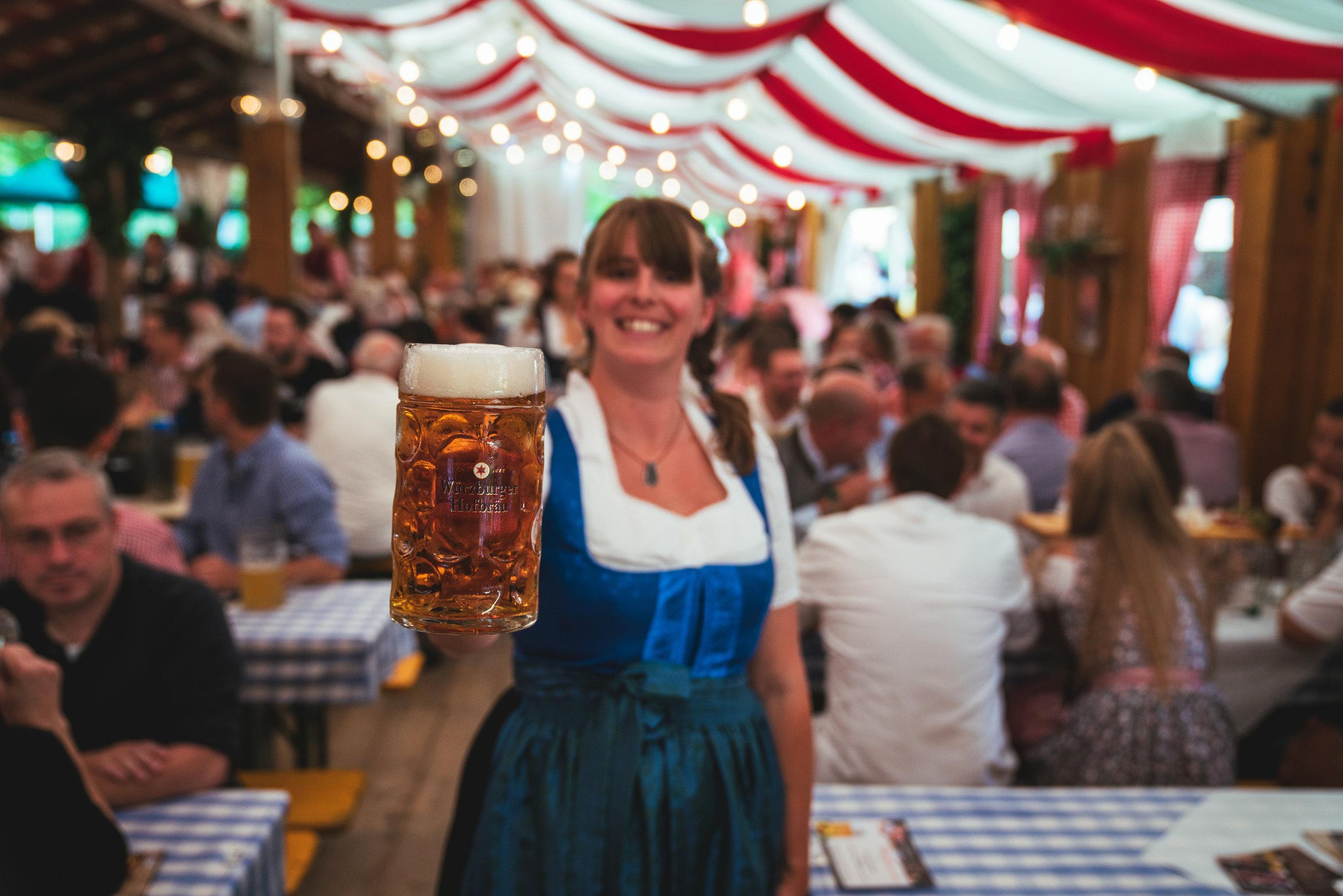 Wuerzburg Festivals - Attend one of Wuerzburg's seasonal festivals!