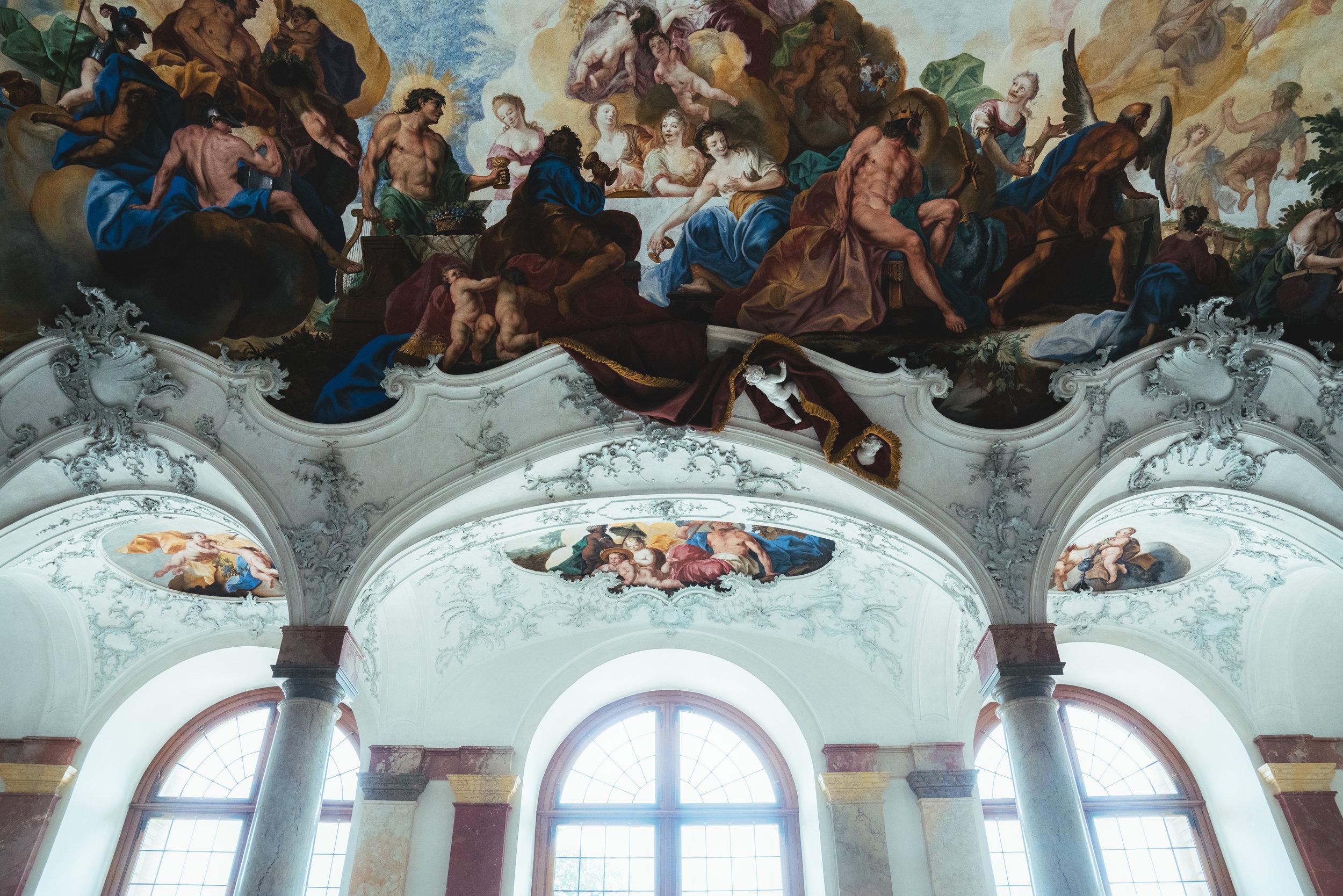 Wuerzburg Residence -