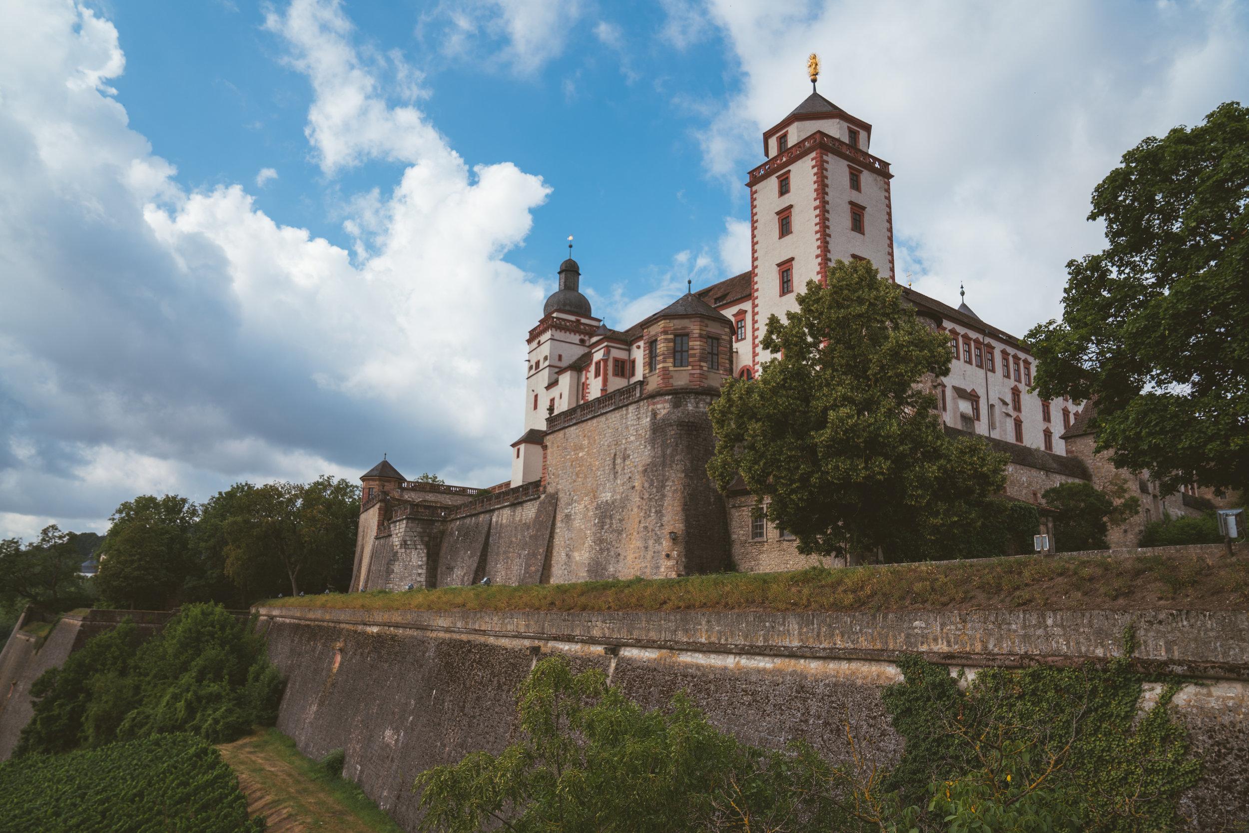 Marienberg Fortress -