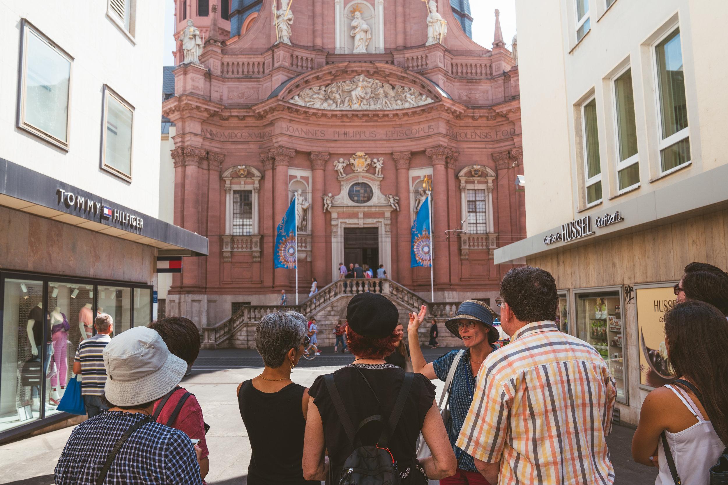 Wuerzburg Walking Tour -