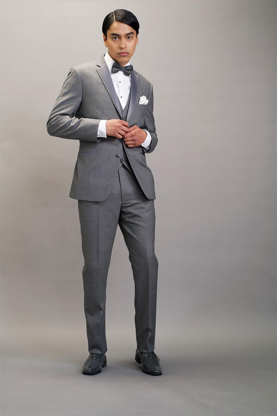 Sale Grey Tux