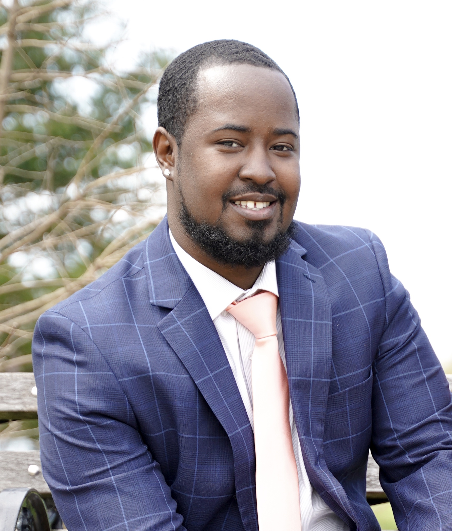 MICHAEL THOMPSON II  Emerging Entrepreneur & Two time Father