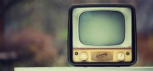 TV Television Tube Vintage
