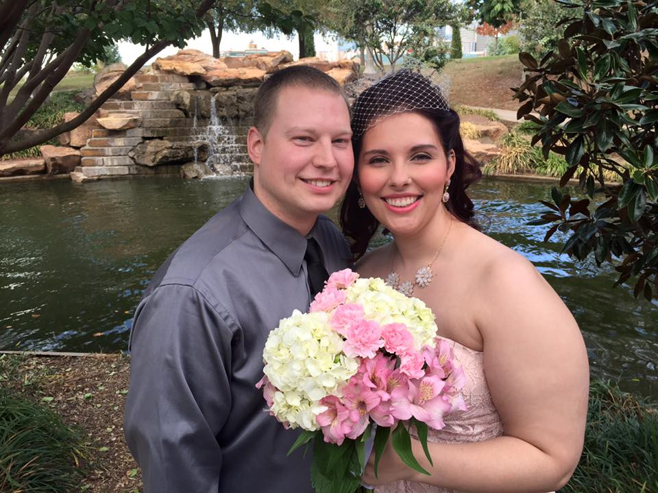 Chris and Mariah 10/16/15 Elopement