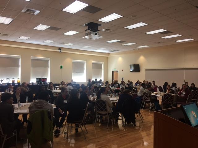 Interdisciplinary students attending