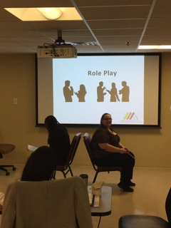 Role Play-Behavior Change