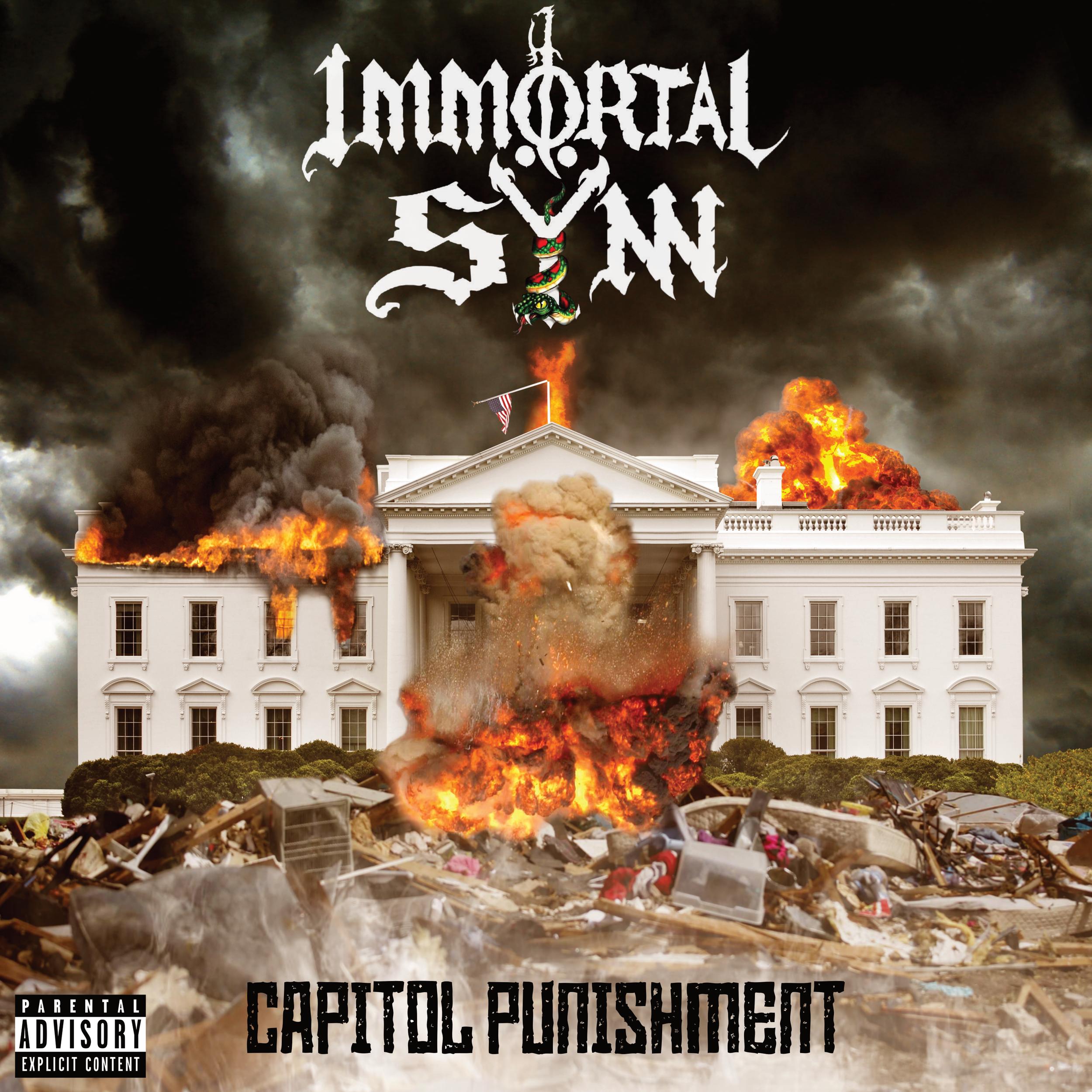 Capitol Punishment (EP) - Spring 2019