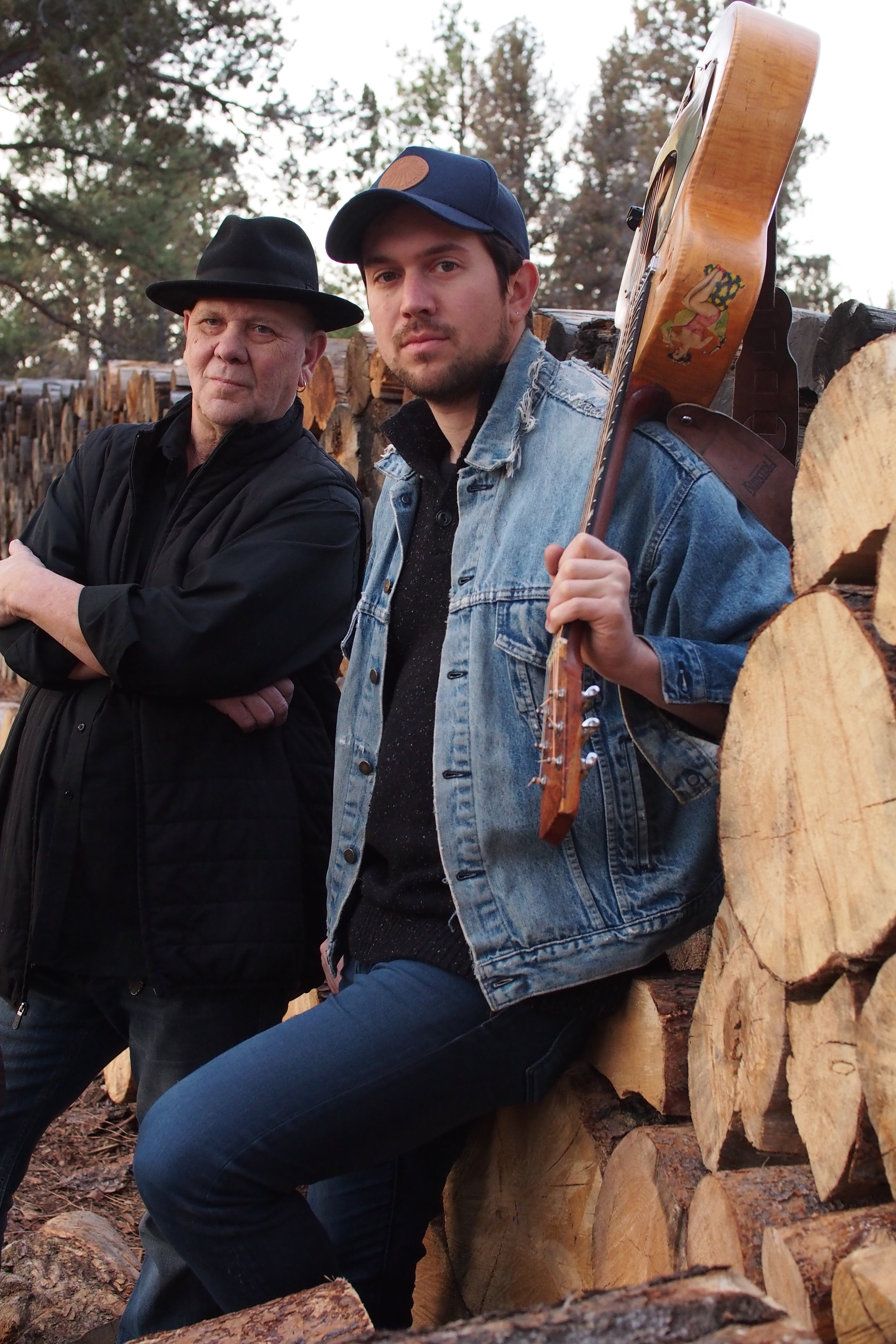 David Jacobs-Strain and Bob Beach