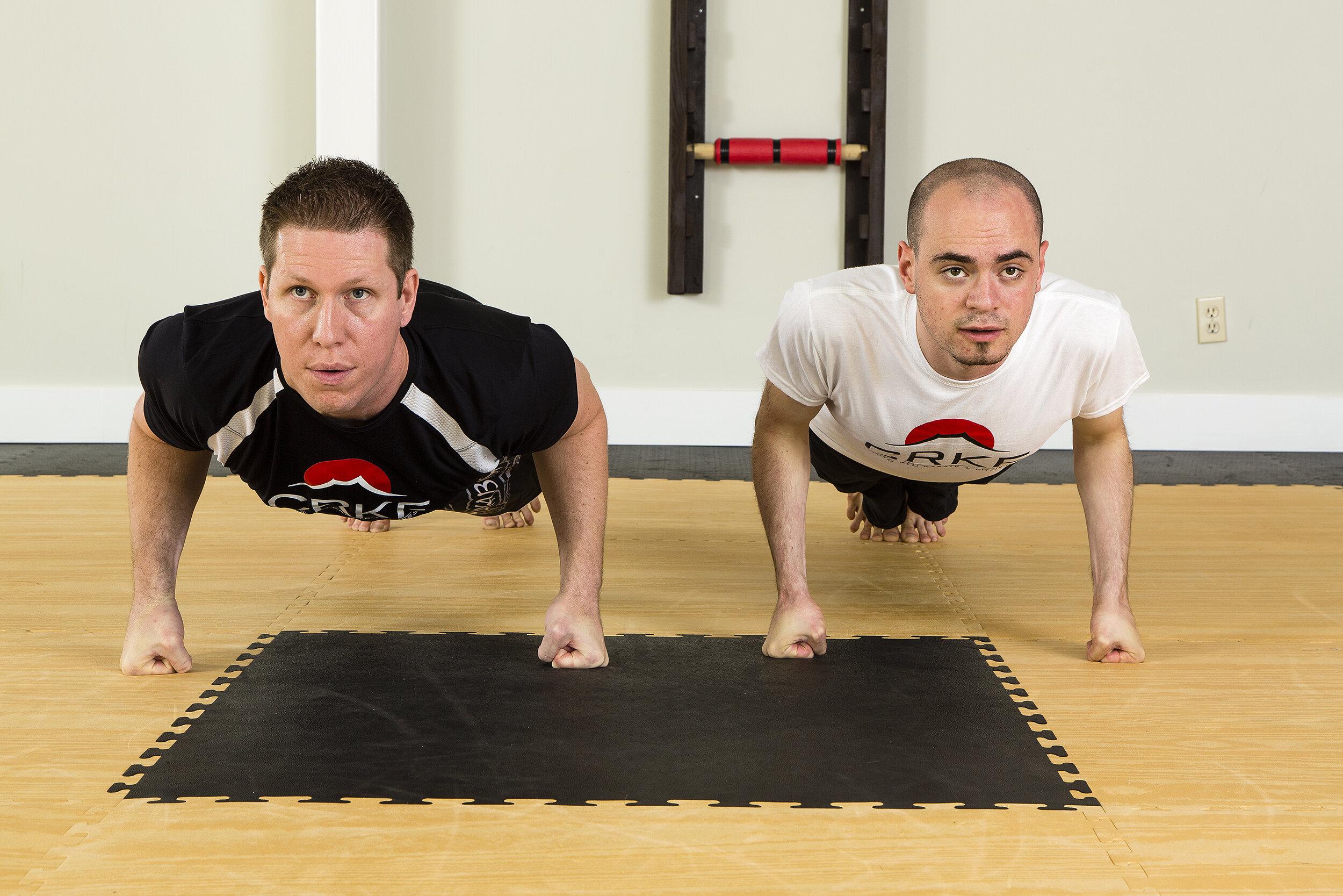 fitness - Push Ups